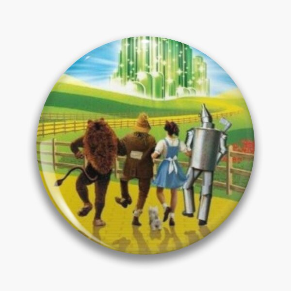 Wizard of Oz Yellow Brick Road Pin