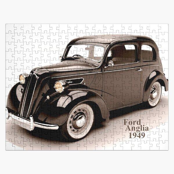 Ford Anglia Jigsaw Puzzle