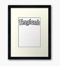 Rebellious England #1 Framed Print