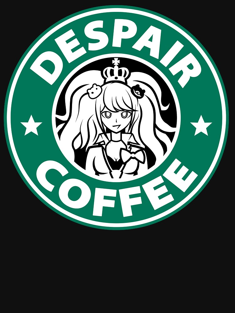 Despair Coffee (Danganronpa) | Unisex T-Shirt