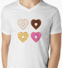 Heart Shaped Donuts T-Shirt