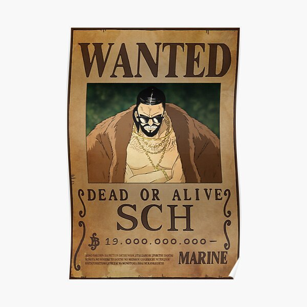 Sch Wanted Poster