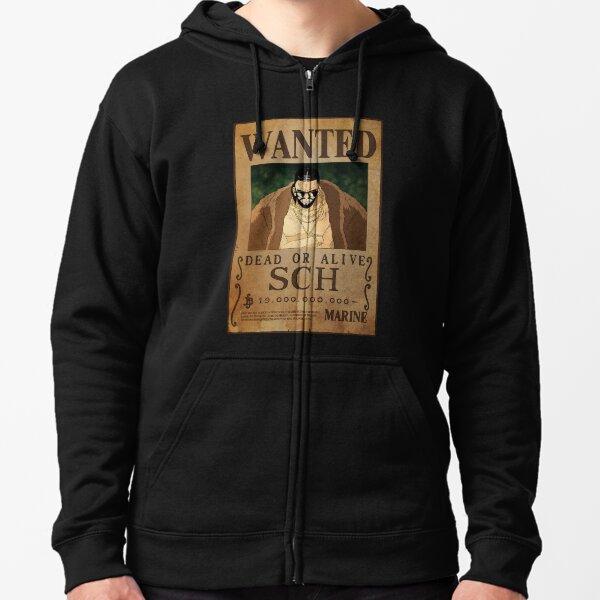 Sch Wanted Veste zippée à capuche