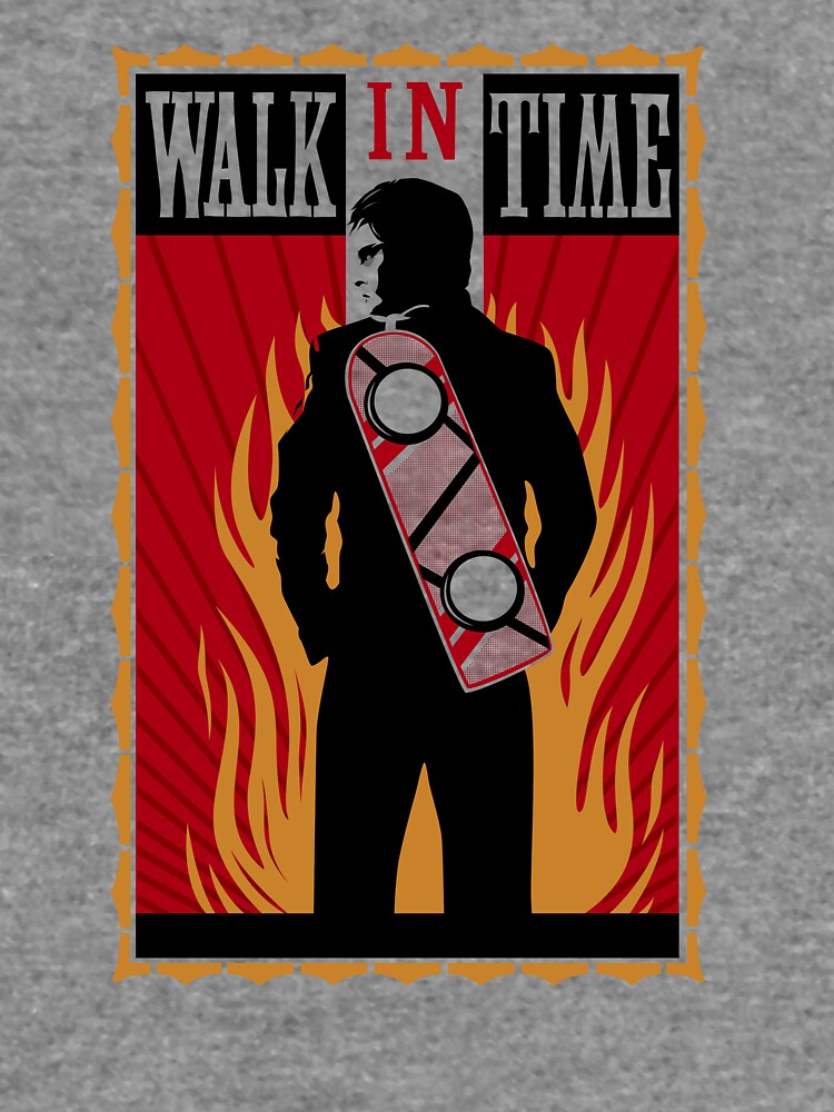 Walk in Time (Back to the Future) by Ruwah