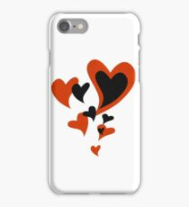 Hearts iPhone Case/Skin