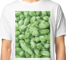 Craft Beer Hop Cones Classic T-Shirt