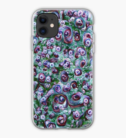 #DeepDream Ice 5x5K v1452178372 iPhone Case