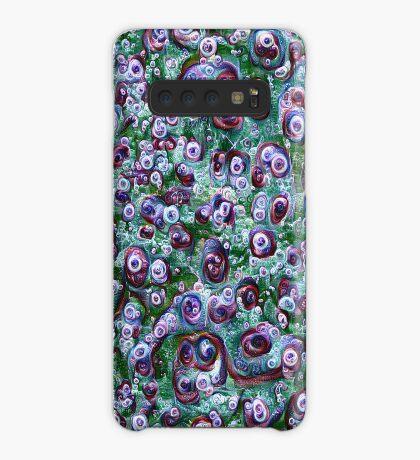 #DeepDream Ice 5x5K v1452178372 Case/Skin for Samsung Galaxy