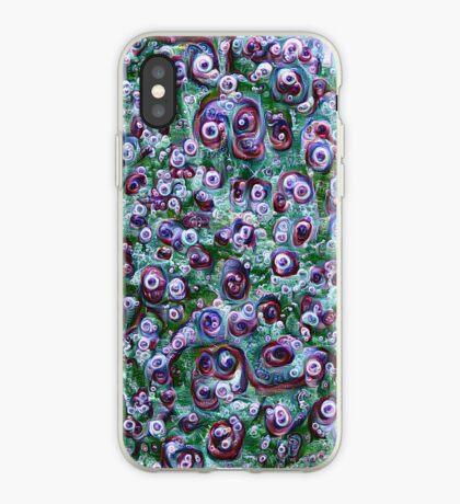 #DeepDream Ice 5x5K v1452178372 iPhone Case