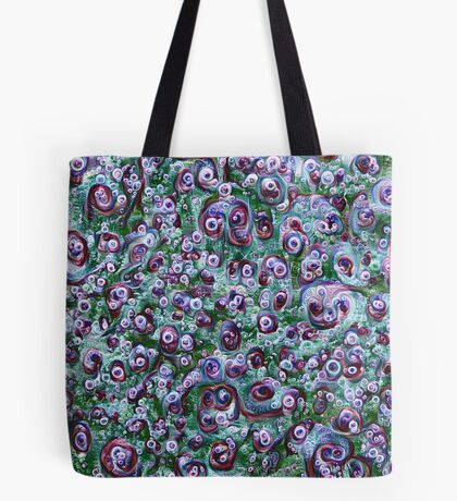 #DeepDream Ice 5x5K v1452178372 Tote Bag