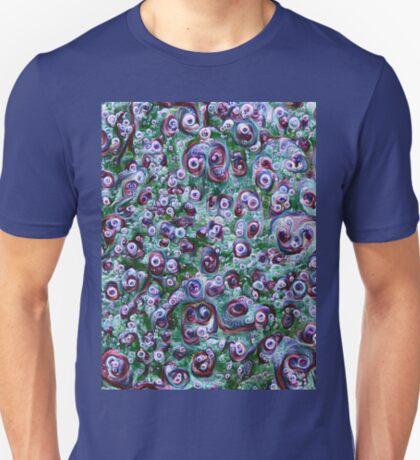 #DeepDream Ice 5x5K v1452178372 T-Shirt