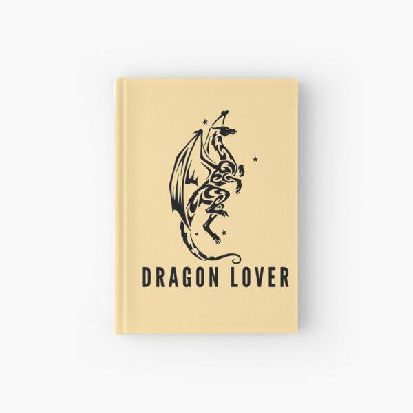 Dragon Lover Hardcover Journal