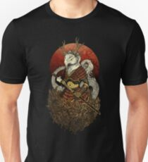 Dragon Samurai - Colour Unisex T-Shirt