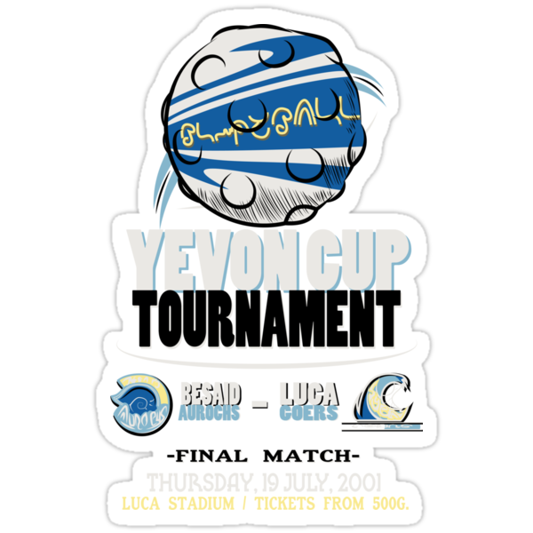 Blitzball Tournament! (Final Fantasy X) by Ruwah