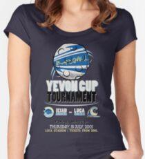 Blitzball Tournament / Final Fantasy X Women's Fitted Scoop T-Shirt