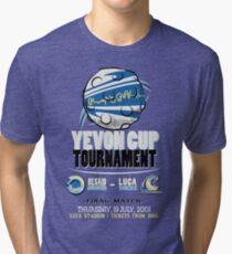 Blitzball Tournament / Final Fantasy X Tri-blend T-Shirt