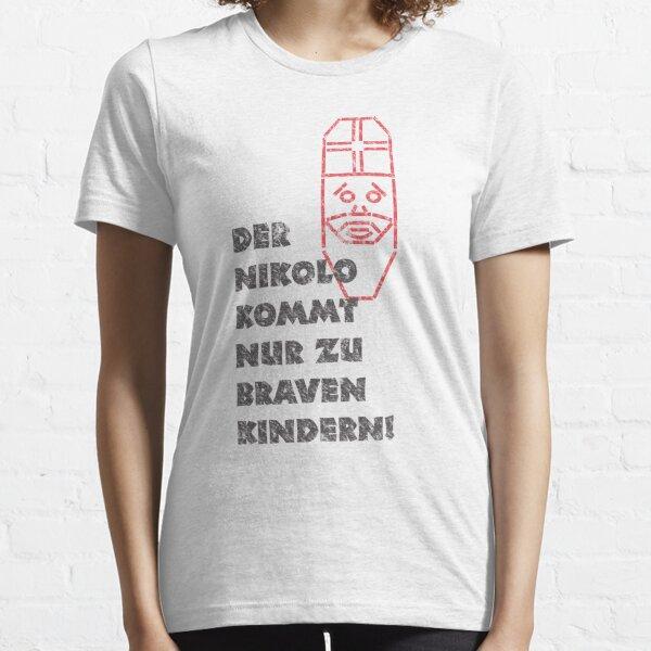 Freches Nikolo Design Essential T-Shirt