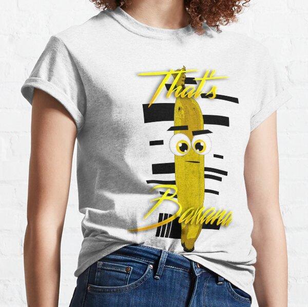 That's Banana - Vegan shirts Classic T-Shirt