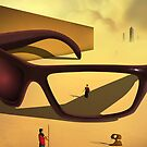 Óculos III by Marcel Caram