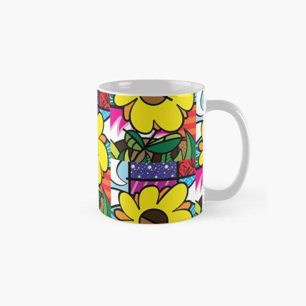 Mom Sunflower Classic Mug