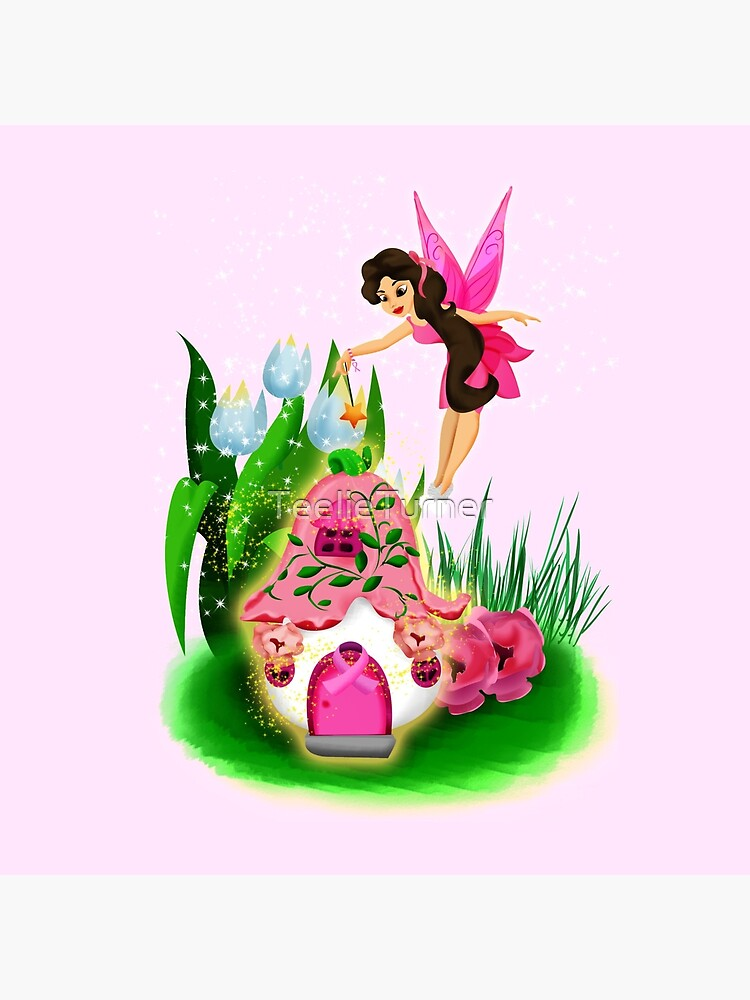 Join Esperanza the Hope and Faith Fairy In Pretty In Pink™ by TeelieTurner