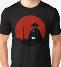 Meditating Warrior Unisex T-Shirt