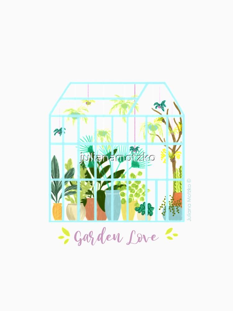 Garden Love - Version 2 by julianamotzko