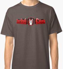 Decibel Geek 3D Logo Classic T-Shirt