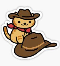Billy das Kätzchen Sticker