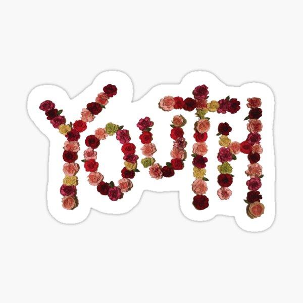 Citizen - Youth Sticker Sticker