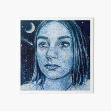 Moonchild Art Board Print