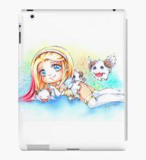 Angel Lux iPad Case/Skin