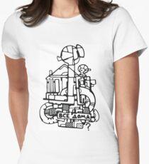 strange Women's Fitted T-Shirt