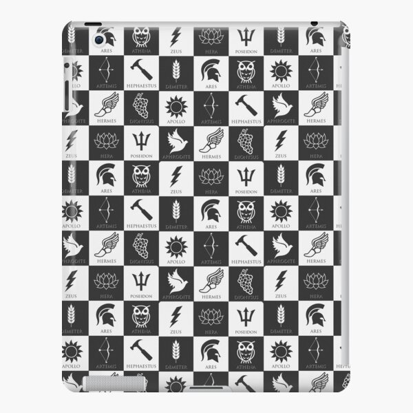 Greek Gods phonecase iPad Snap Case