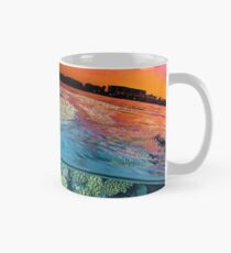 Dusk at the Red Sea Reef Mug
