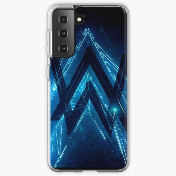 Alan Walker Mask Samsung Galaxy Soft Case