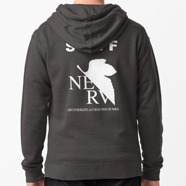 Nerv Staff Zipped Hoodie