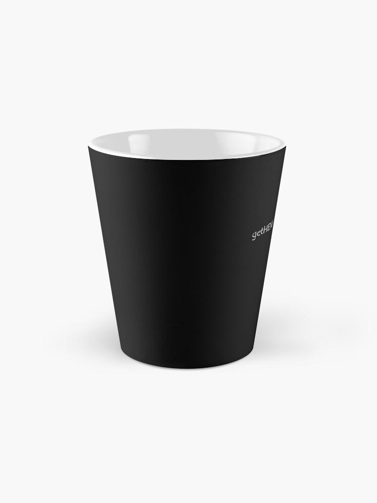 Alternate view of FOMO this Mug