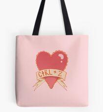 photoshop valentines Tote Bag