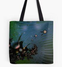 Fairy Dust Art Design Tote Bag