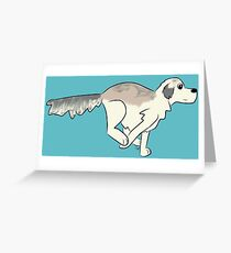 Great Pyrenees! Greeting Card