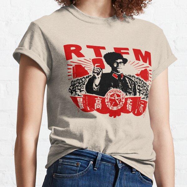 RTFM - MOSS Classic T-Shirt