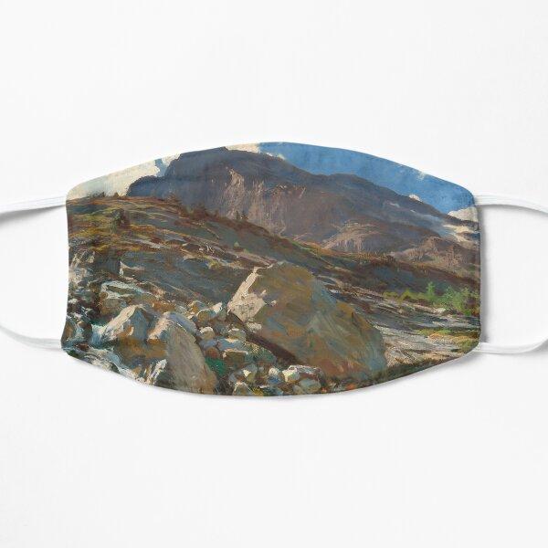 John Singer Sargent. Simplon Pass, 1911. Flat Mask