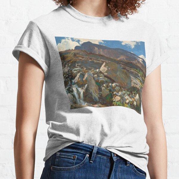 John Singer Sargent. Simplon Pass, 1911. Classic T-Shirt