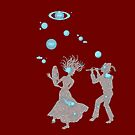 Cosmic Dance with Music of the Spheres by SusanSanford