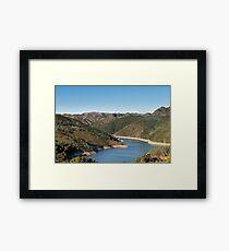 Geres National Park Framed Print