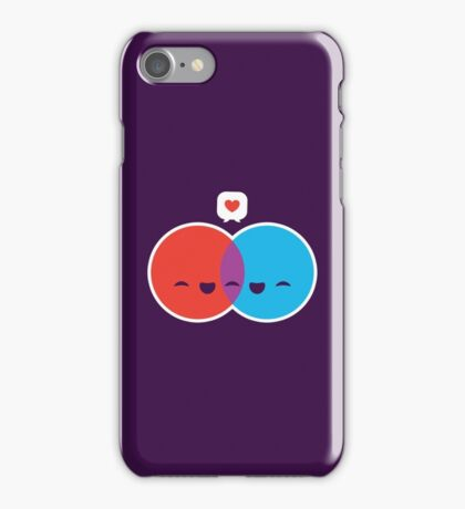 Love Diagram iPhone Case/Skin