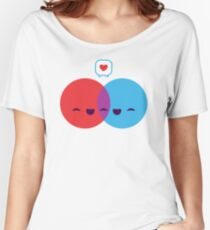 Love Diagram Women's Relaxed Fit T-Shirt