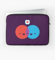 Love Diagram Laptop Sleeve