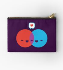 Love Diagram Studio Pouch